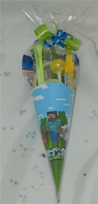 Themed Sweet Cones Cone Party Bags Birthday Wedding Celebration Favours • 1.30£