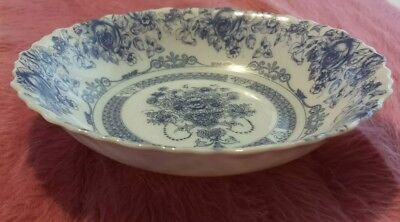 Arcopal HONORINE Soup Bowl Made In France • 3.75$