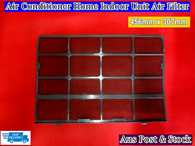 AU23.03 • Buy Air Conditioner Home Indoor Unit Air Filter Wall Split Aircon 456mm X 307mm F51