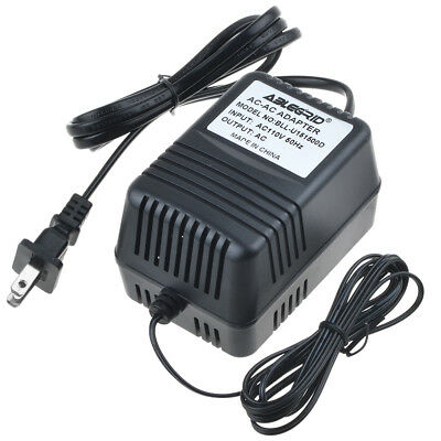 $25.99 • Buy 2A AC-AC Adapter Charger For 9V M-Audio Audio Buddy Dual Mic Preamp AudioBuddy
