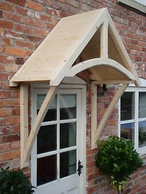£250 • Buy Timber Front Door Canopy Porch,  THE COLEMERE