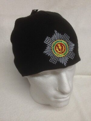 Scots Guards - British Army Units - Woolly Turn Up Hat / Woolly Beanie • 12£