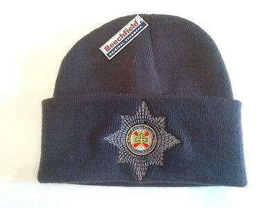 Irish Guards - British Army Units - Woolly Turn Up Hat / Woolly Beanie • 13£