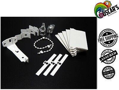 Vertical Blind Accessories 89mm Weights Chains Brackets And Hangers Spare Parts • 3.06£