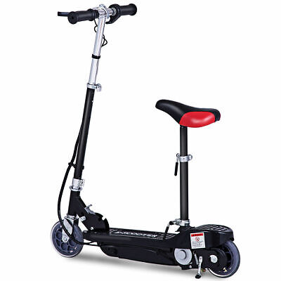 View Details Folding Rechargeable Seated Electric Scooter Motorized Ride On Outdoor For Teens • 149.99$