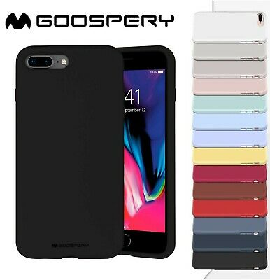 AU10.99 • Buy For IPhone New SE 7 8 Plus Case 6 6s Silicone Cover Back Apple Soft Slim