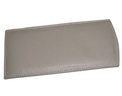 Spectacle Case / Slim Soft Leather Glasses Sleeve Pink - Mala Leather • 5.99£