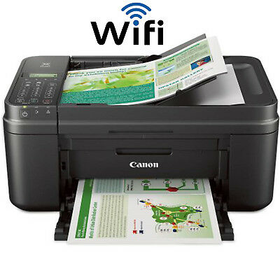 View Details Canon PIXMA All-in-One Printer Scanner Copier Fax Wireless Printing Machine WiFi • 49.90$
