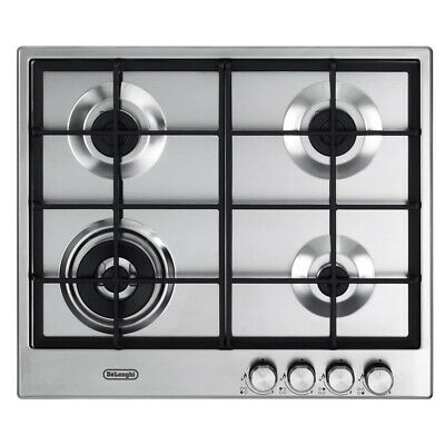 AU575 • Buy DeLonghi - DEGHSL60 - 4 Burner 60cm Slimline Gas Cooktop
