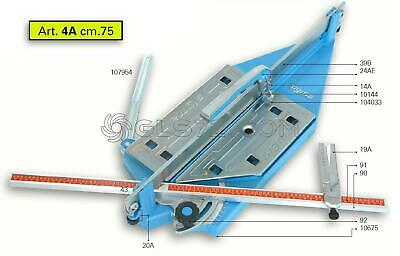 Spare Parts And Accessoires For Tile Cutter Sigma 4a • 49.42£