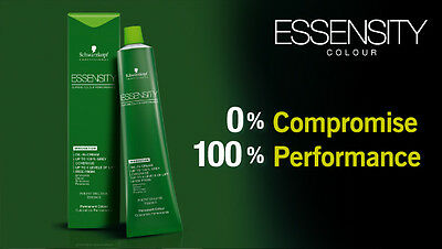 Schwarzkopf Essensity Hair Dye Colour Color Cream 60ML More Colors In Shop • 6.99£