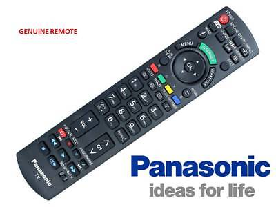 AU17 • Buy GENUINE Panasonic Remote Control For TV N2QAYB000352 N2qayb000352