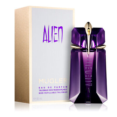 View Details Thierry Mugler Alien 60ml EDP Spray Authentic Brand New Boxed Sealed • 49.95£