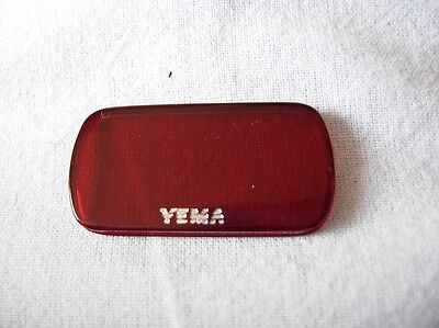 AU67.28 • Buy Glass Rectangle New For Yema Digital LED 30 MM By 15,3 MM