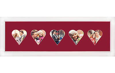 AU23.39 • Buy Valentines Day Gifts, Gifts For Her, Gifts For Him, Custom Photo Collage, Hearts