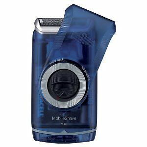 $37.59 • Buy Braun Mobile Shave M-60b Cordless Pocket Travel Men's Electric Shaver/Ad Note