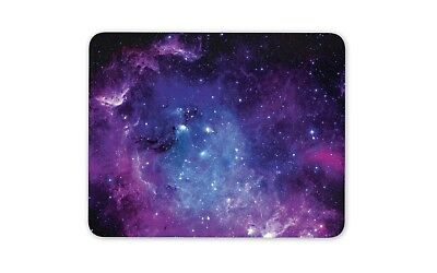 Purple Solar System Mouse Mat Pad - Nebula Galaxy Space Gift PC Computer #8364 • 5.99£