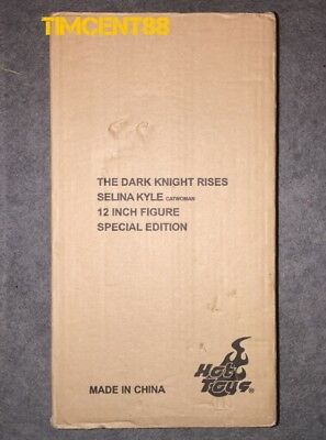 $ CDN627.03 • Buy Hot Toys Batman Dark Knight Rises 1/6 Selina Kyle Catwoman Anne Special Sealed