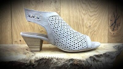 JANA // 5999 // Ladies Taupe Comfort Shoes // REDUCED Was £65.00 • 34£