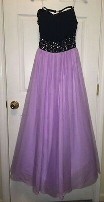 $35 • Buy Stunning Formal Prom Pageant Ball Gown Dress Women's 6 Or 8