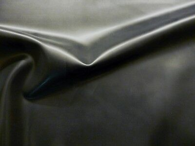 £6 • Buy Latex Rubber 0.20mm Thick, 92cm Wide, Black, Seconds
