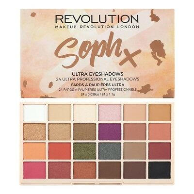 AU21.65 • Buy Makeup Revolution Eyeshadow Palette Soph X