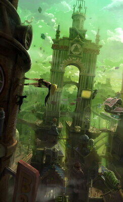 AU14.87 • Buy 002 Gravity Rush 2 - Action Fight Game 24 X39  Poster