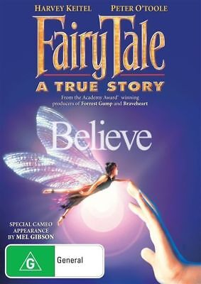 FAIRYTALE : A TRUE STORY    - DVD - UK Compatible • 11.99£
