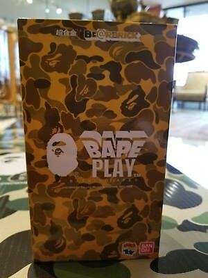 $500 • Buy BAPE X BEARBRICK 200 Gold