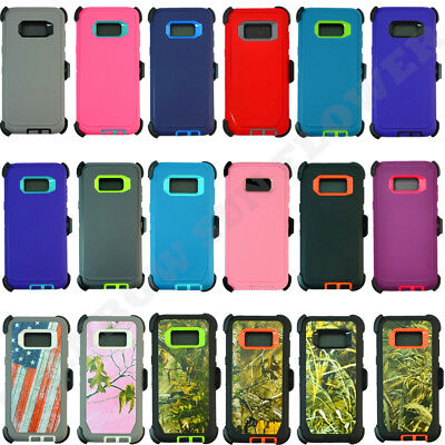 $ CDN15.25 • Buy For Samsung Galaxy S8 Case Cover (Belt Clip Fits Otterbox Defender)