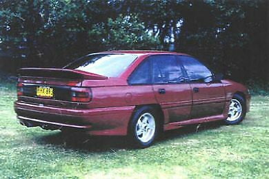 AU460 • Buy Holden Vn Group A Rear Wing And Side Panels