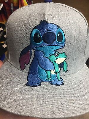 4a54c1e212 Disney LILO AND STITCH SnapBack Hat. Brand New. One Size Fits All • 69.99
