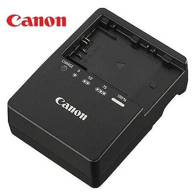 £26.90 • Buy New Genuine Canon LC-E6 LP-E6 Battery Charger EOS 5D Mark II III 6D 60D 7D 70D