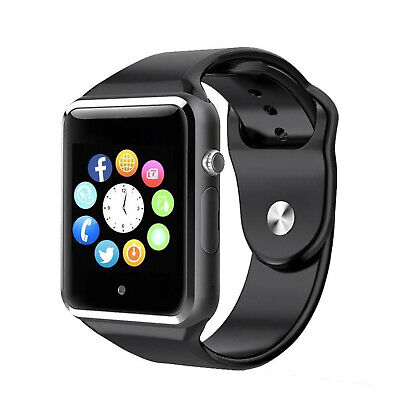 $ CDN24.98 • Buy Smart Watch Smartwatch Orologio Android Cellulare Bluetooth Sim Card Sd Mic Q18