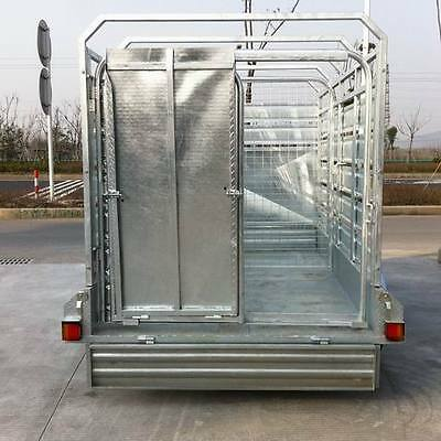 AU5995 • Buy Cattle Trailer Brand New 12x6ft