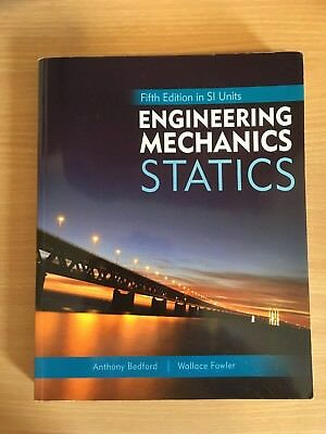 Engineering Mechanics: Statics, Fifth Edition In SI Units And Study Pack.  • 59.99£