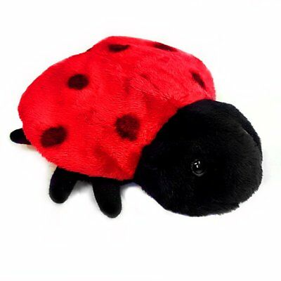 14cm Ladybird Cuddly Soft Toy - Suitable For All Ages (0+) • 11.99£