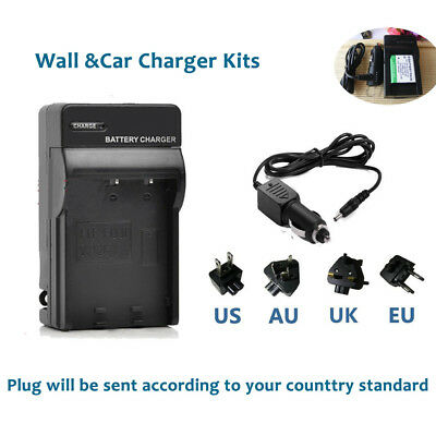 £6.57 • Buy Battery  Charger For Fujifilm Fuji NP-45 NP-45A NP-45W NP-45S Finepix Camera
