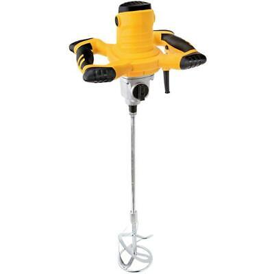 240v 1200w Morter Plaster Paint Cement Grout Paddle Mixer Stirrer (CT0950) • 78.99£