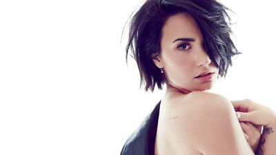 004 Demi Lovato - USA Singer Actress 24 X14  Poster • 4.49£