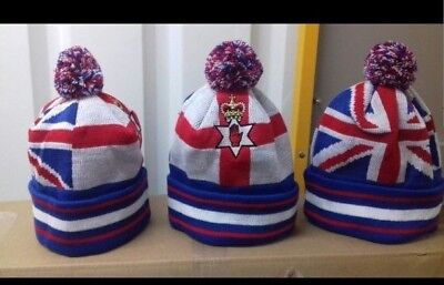 Union Jack-ulster Hat • 13.99£