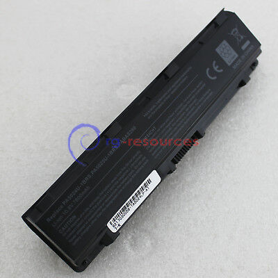 AU33.35 • Buy Toshiba Satellite C850 10.8V 7800MAH Laptop Battery PA5024U-1BRS PABAS260