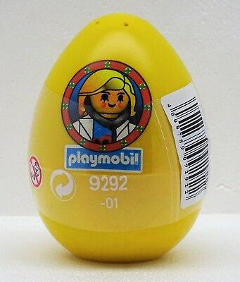 Egg Yellow Veterinarian Cat And - Table Playmobil 9292 V `17 For Easter Boxed • 7.54£