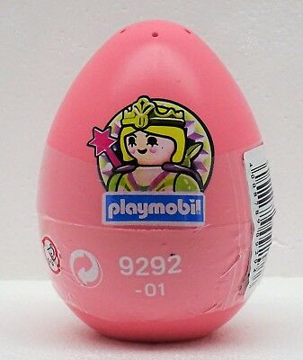 Egg Pink With Fee Playmobil 9292 V. `17 For Easter Knight Castle Boxed New RAR • 7.54£