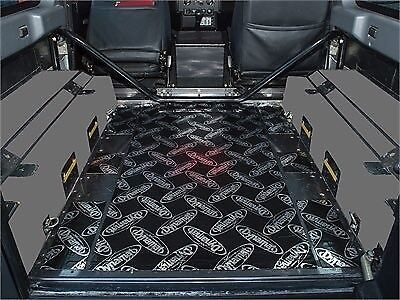 £75 • Buy Dynamat Xtreme Soundproofing Land Rover Defender 110 Rear Floor 2007 Onwards