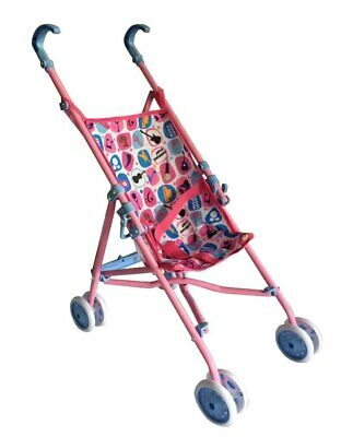AU19.95 • Buy NEW Monarch Toy Umbrella Doll Stroller For Pretend Play From Baby Barn Discounts