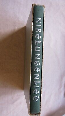 $12 • Buy Old Heritage Club Book Nibelungenlied Translated From German 1961 DC GC