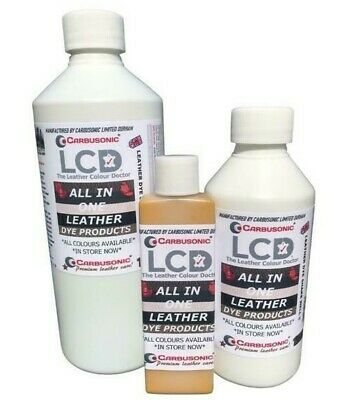 All In One Leather Dye Colourant Repair Recolour Dye Stain Paint All Colour Kit  • 8.25£