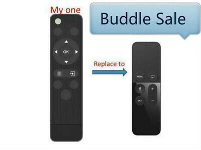 AU15 • Buy Remote Control For Apple TV 4th Generation Apple TV 4K X 2pcs With Learning Mode