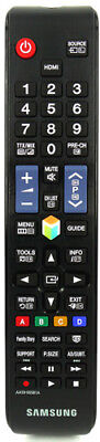 £18.45 • Buy Genuine TV Remote Control For Samsung LCD TV BN59-01069A Replaces BN59-01014A